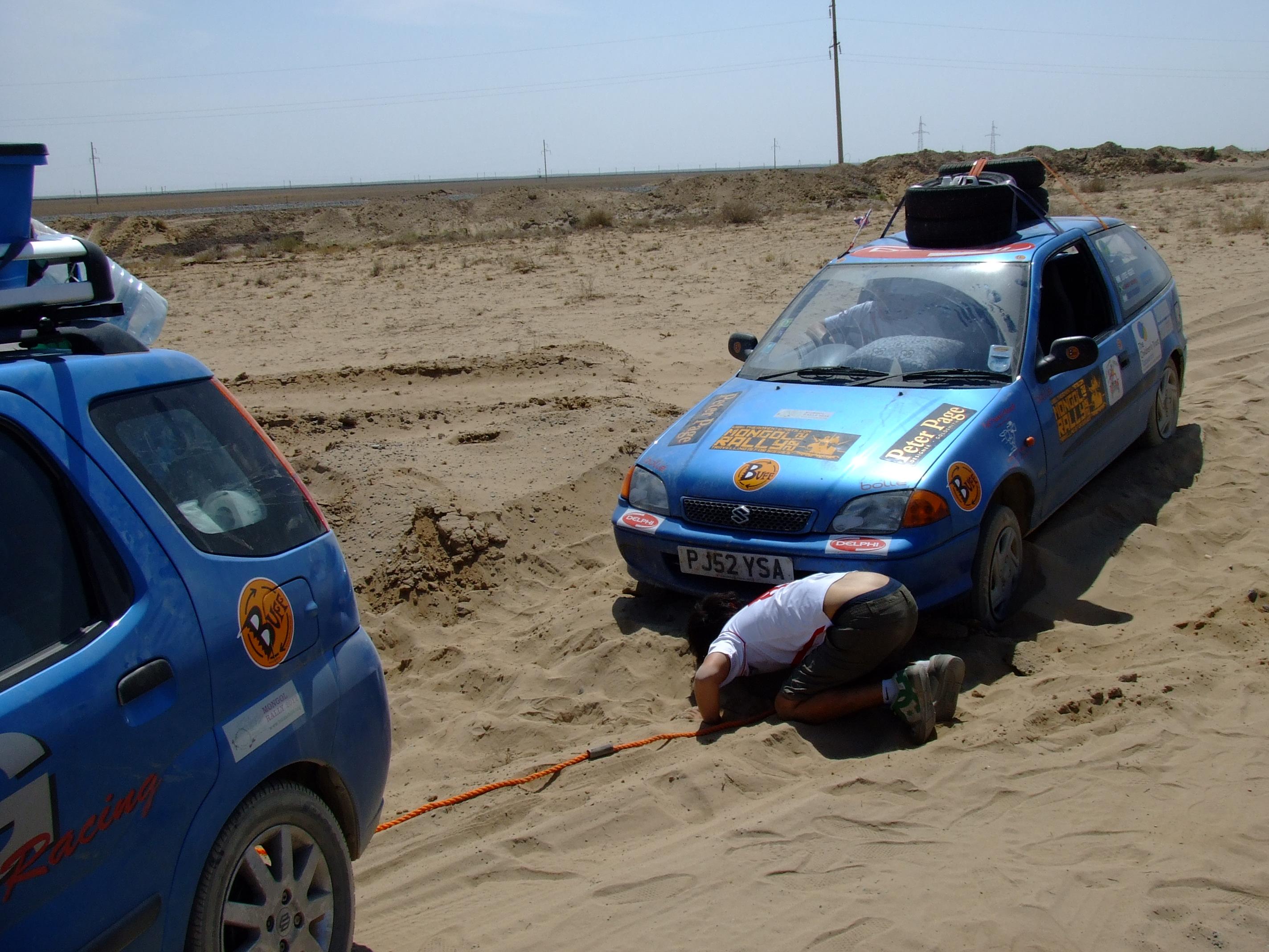 kazakh desert, kazakhstan, mongol rally 2013, mongol rally 2012