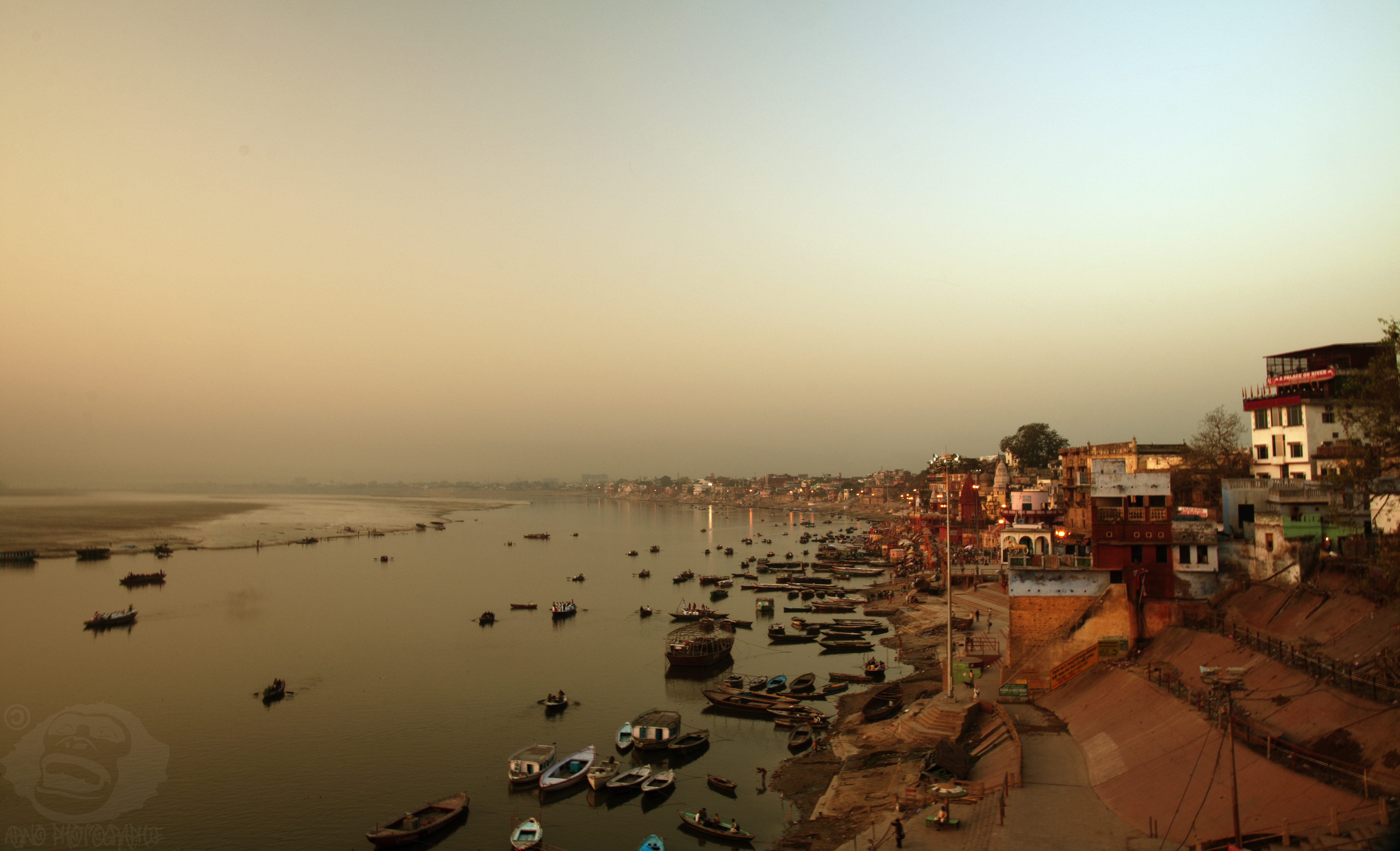 the ganges, varanasi india, photos of india