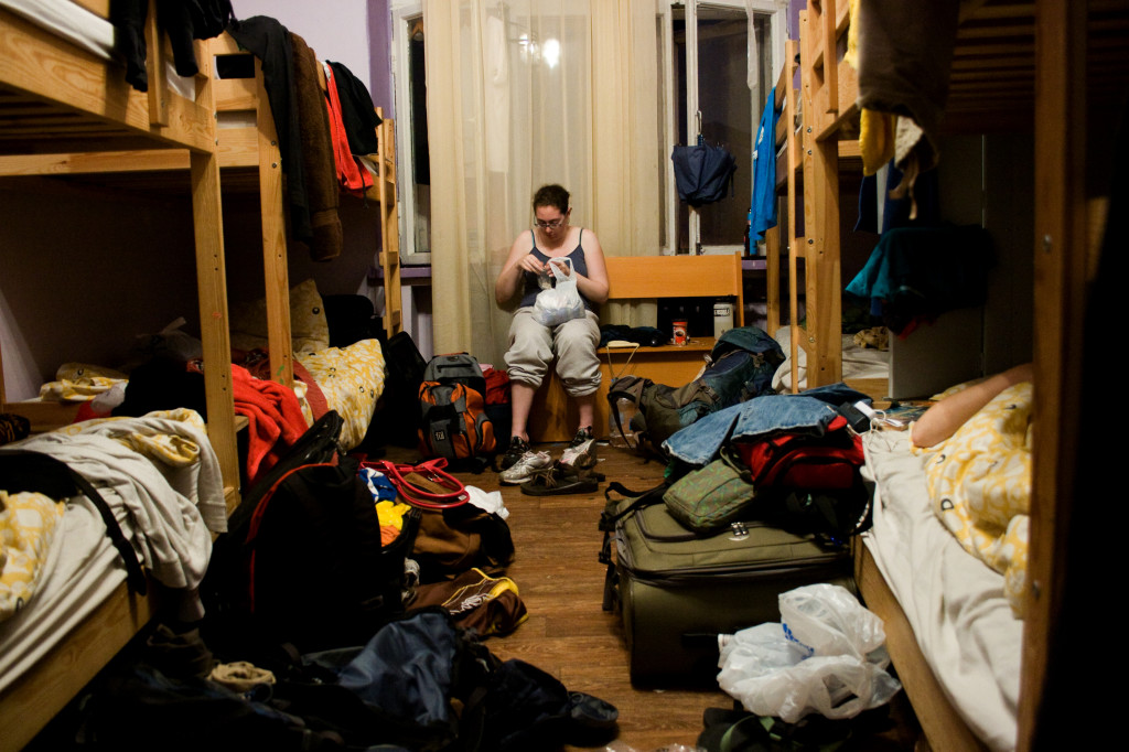 hostel dorm, budget accommodation, backpacking, hostel