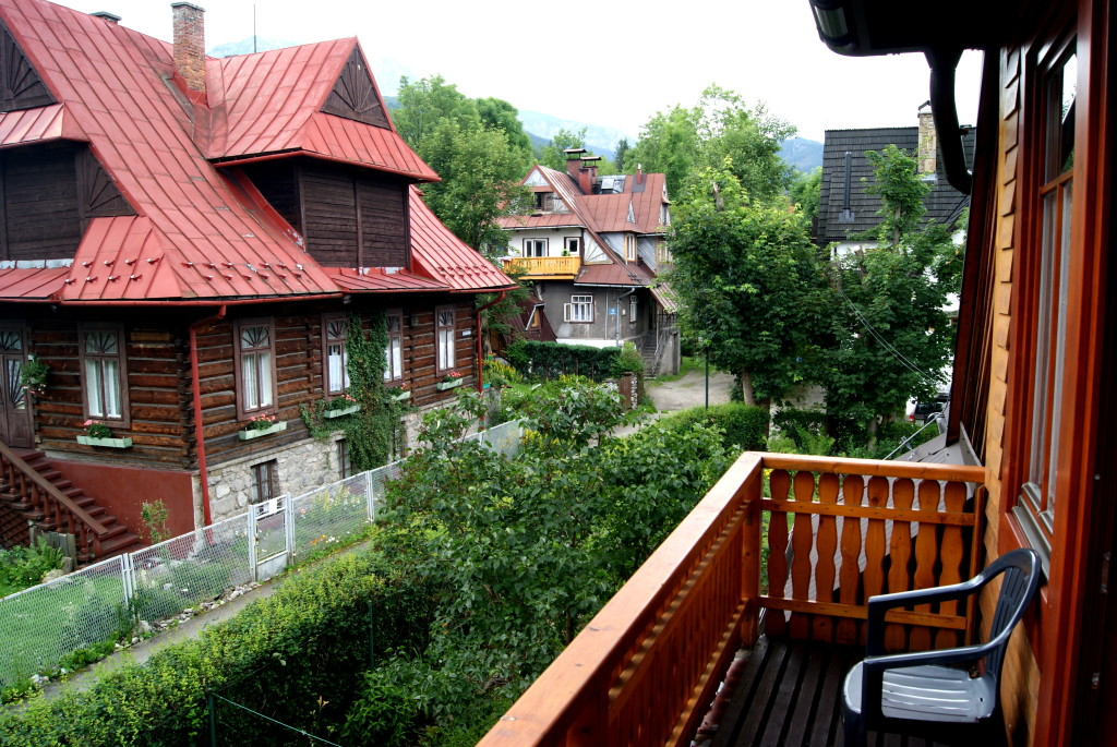 hotel zakopane, accommodation zakopane, willa dewajtis