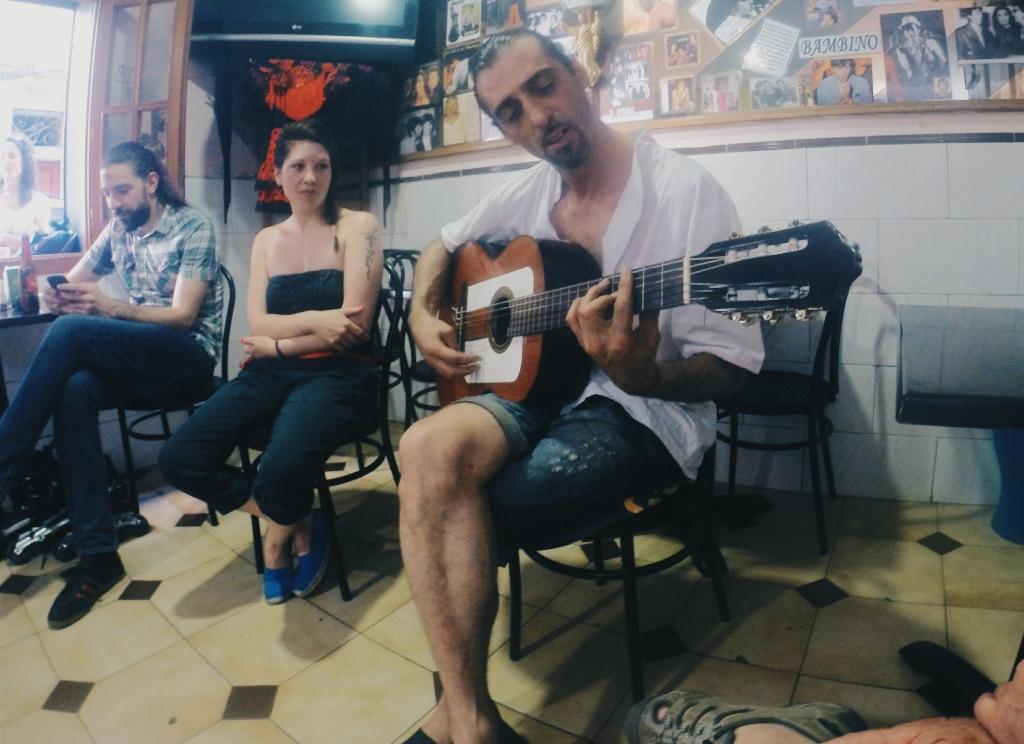 barceloneta, catalan music, barcelona bars, barcelona live music