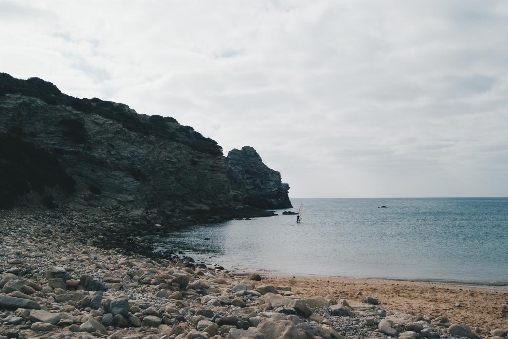 portugal beach, beach in portugal, sagres beach, travel portugal