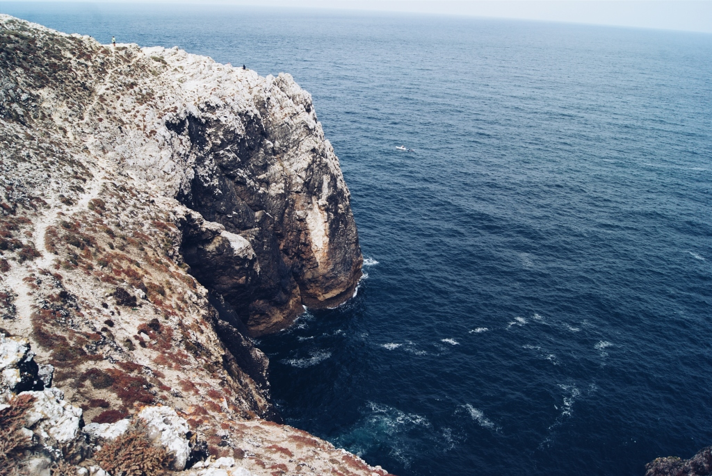 portugal, cabo de sao vicente, sagres, cliffs