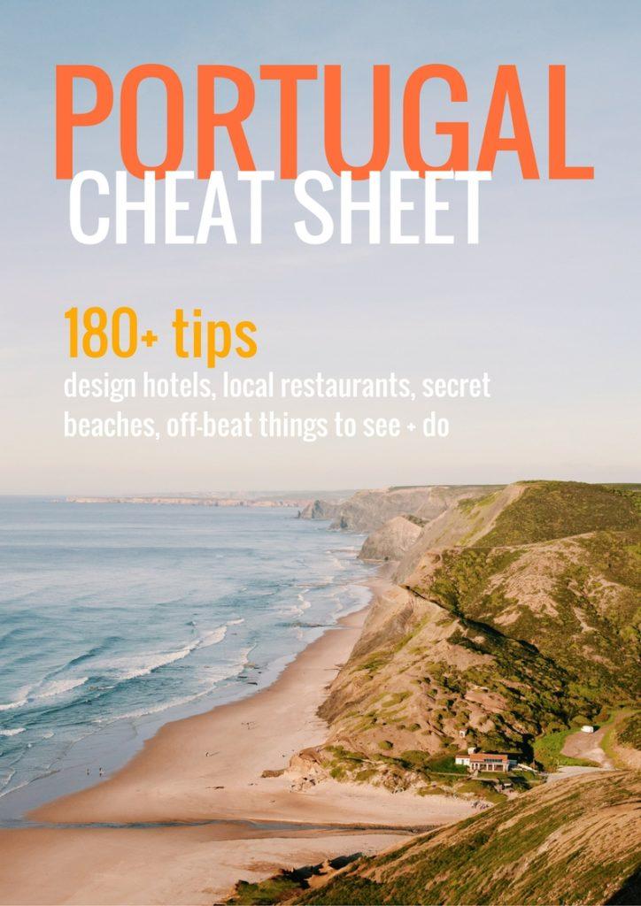 Portugal Cheat Sheet