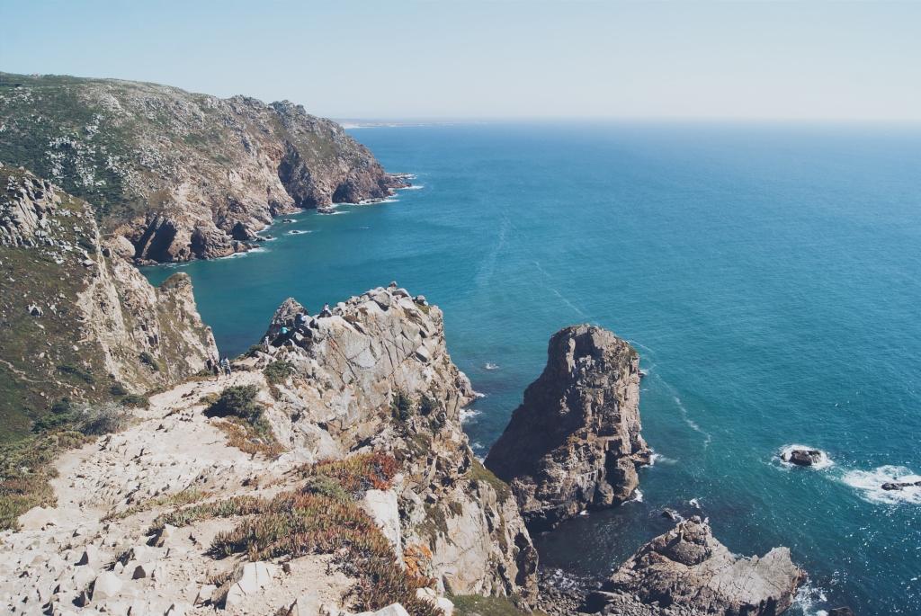 cabo da roca, portugal, coast,