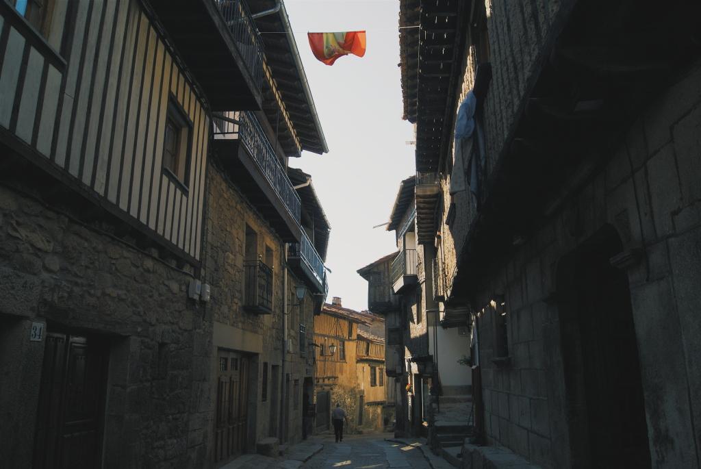 La Alberca, spain, spanish village, travel spain