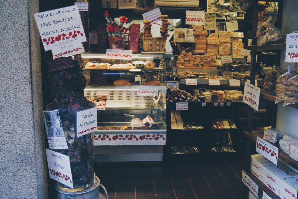 La Alberca, spain pastries, spain bakery