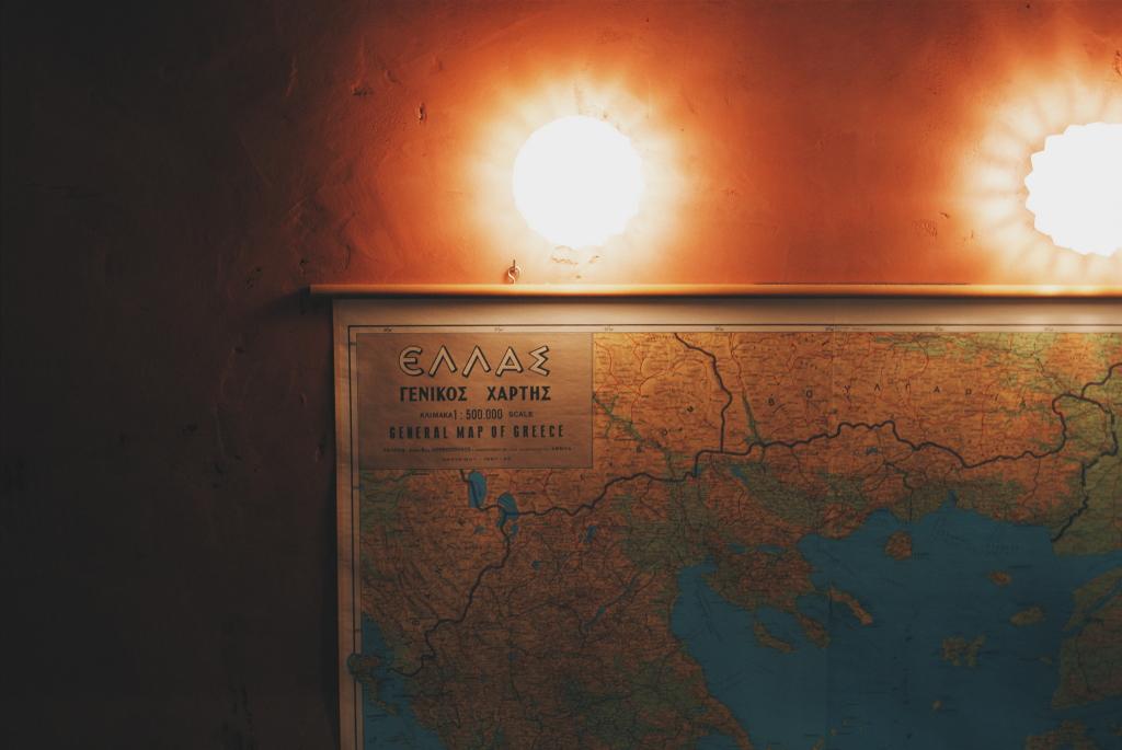 Manas Kouzina Kouzina, greece map, athens restaurant