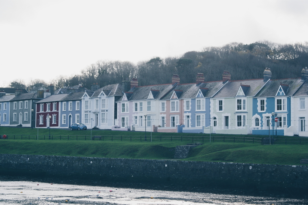 Aberaeron, welsh towns, wales towns, ceredigion wales, welsh coast