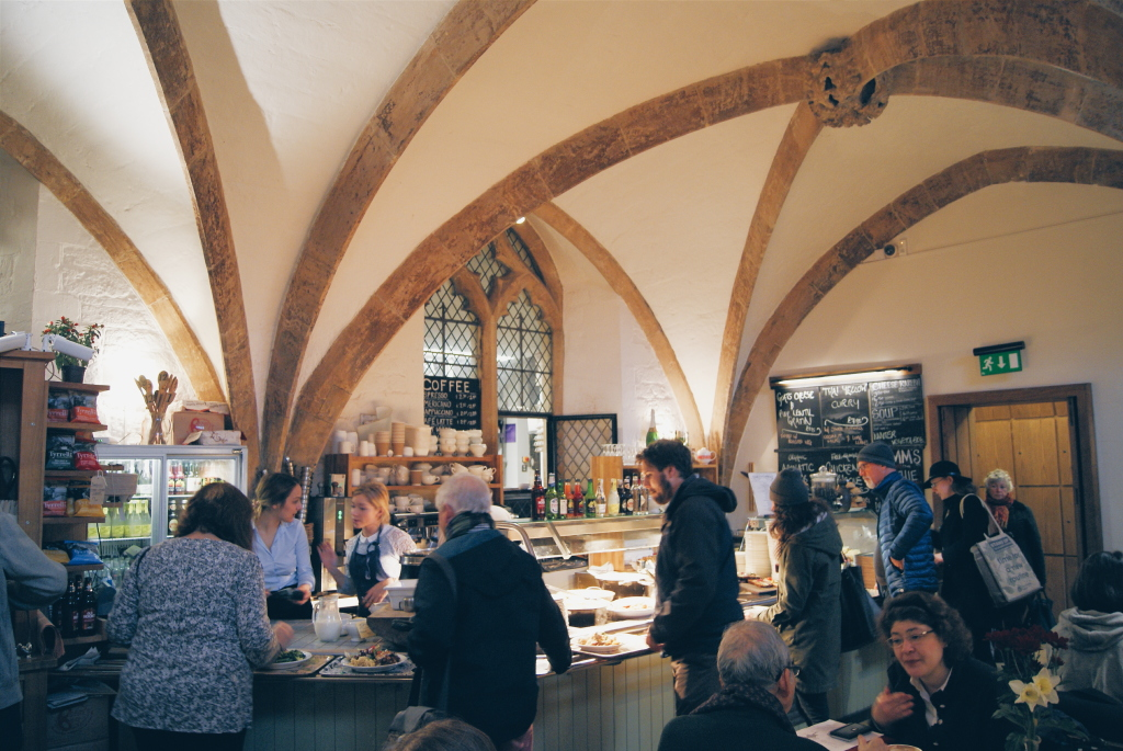 vaults and garden oxford, oxford food, oxford cafes, oxford restaurants