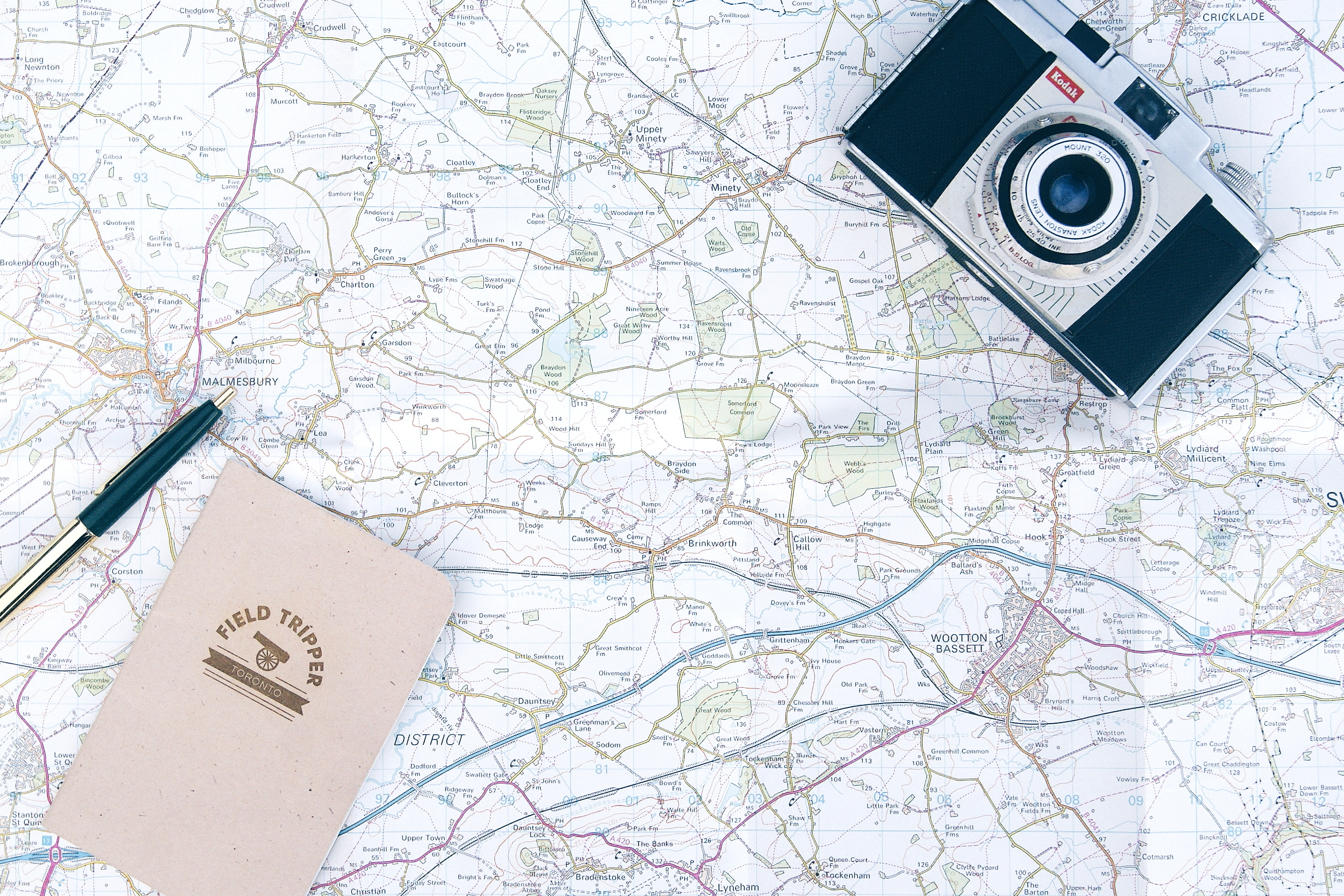 {Why Travel Planning Should Start with A Map – Traveling Maps