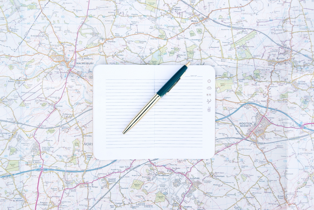 travel planning, travel maps, travelling with maps, using maps for travel