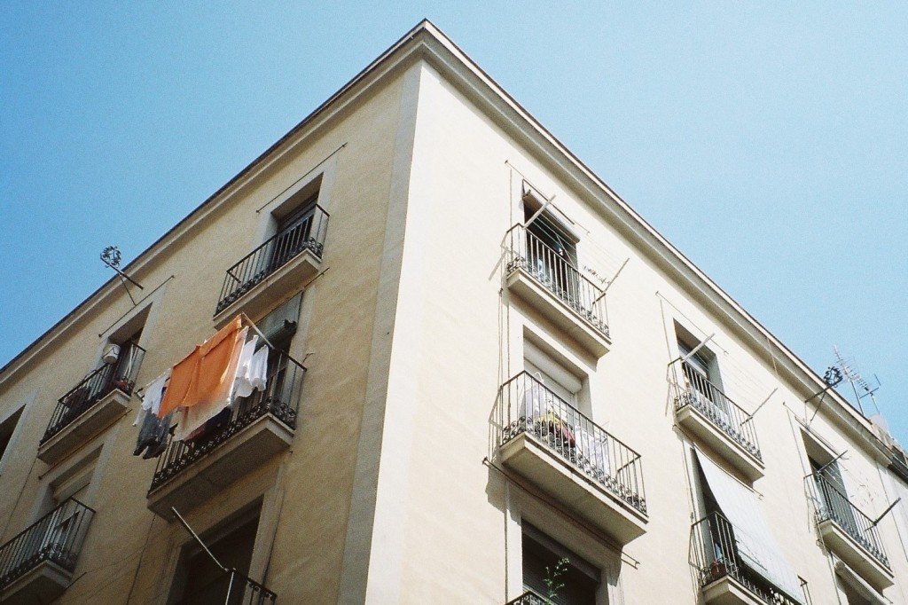 barcelona architecture, barcelona film photos, film photography, travel film photography