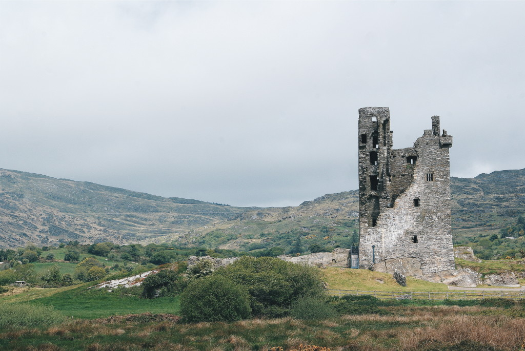 visit west cork, castle donovan, history west cork
