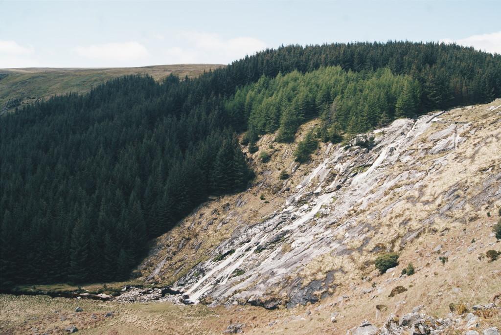 county wicklow photos, pictures of ireland, ireland waterfalls