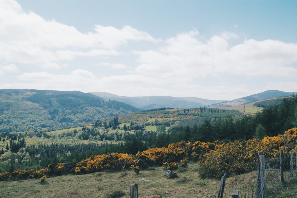 county wicklow photos, the garden of ireland, ireland photography