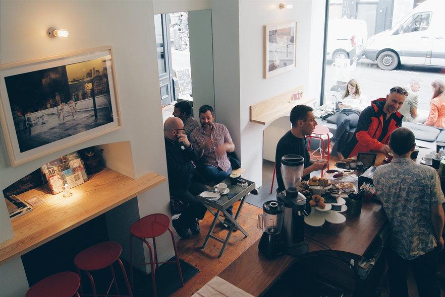 kaph dublin, dublin's creative quarter, dublin cafes, dublin coffee