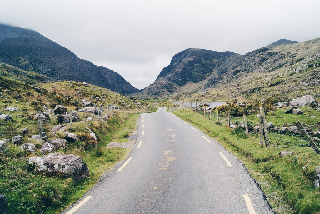 killarney national park, the gap of dunloe, hiking ireland