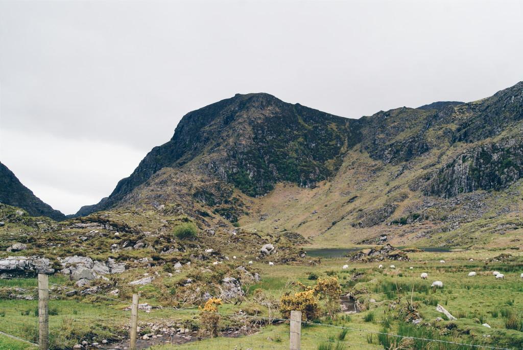 killarney national park, the gap of dunloe, hiking ireland