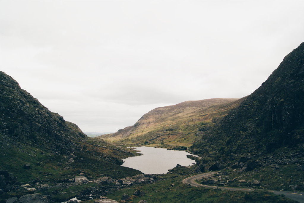 killarney national park, the gap of dunloe