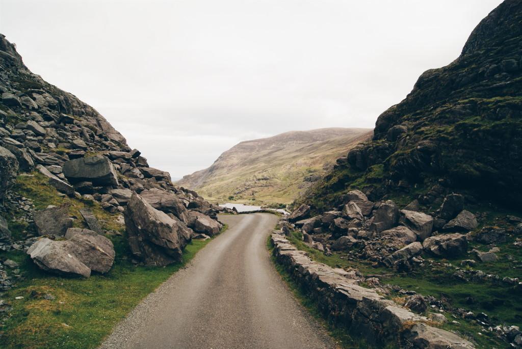 killarney national park, the gap of dunloe, road trip ireland