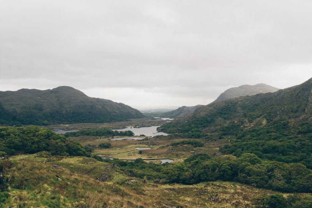 killarney national park, ladies view, county kerry