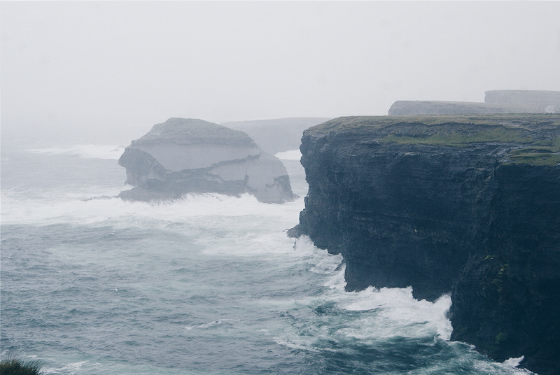 wild atlantic way, ireland cliffs, county clare cliffs