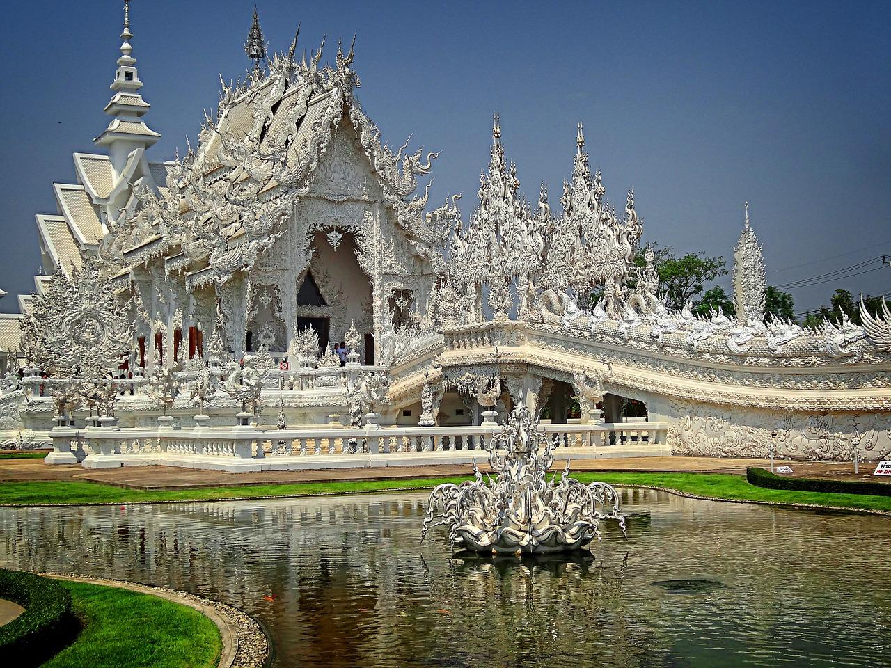 A Multi-Centre Adventure to Thailand -  GKM  GKM