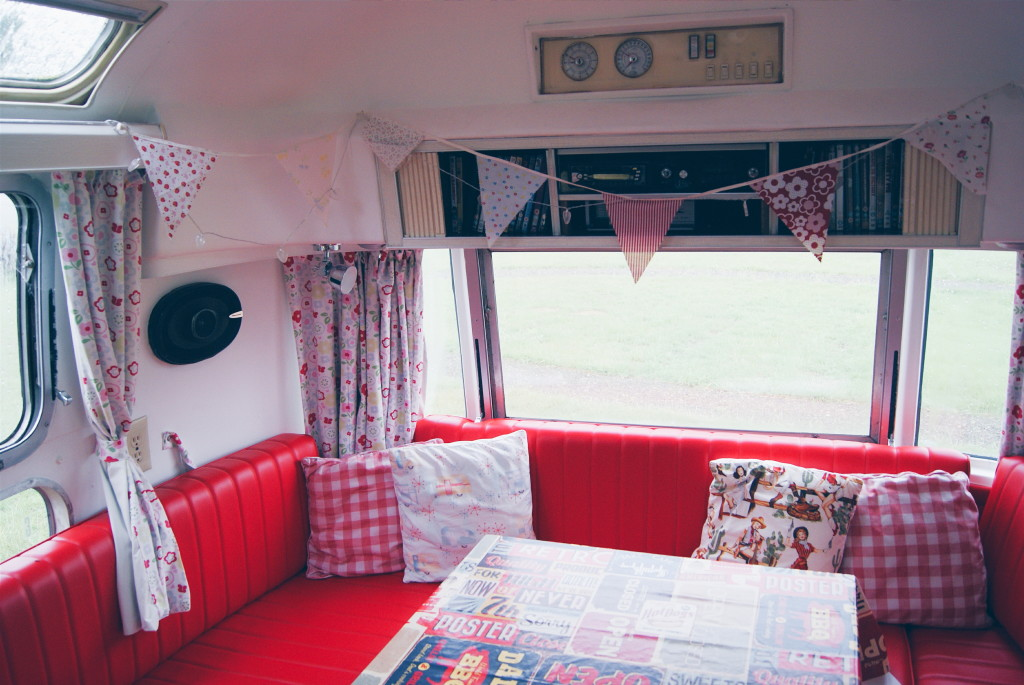 vintage camping, glamping in suffolk, airstream uk