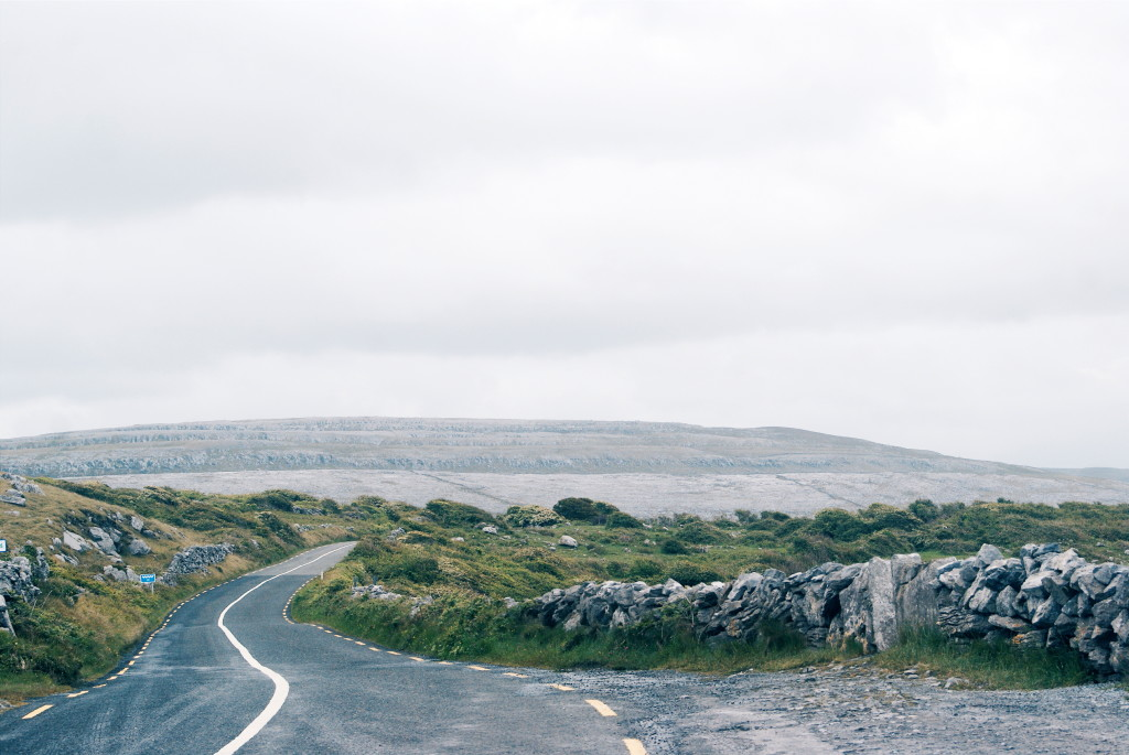 the burren ireland, driving the burren, ireland road trip