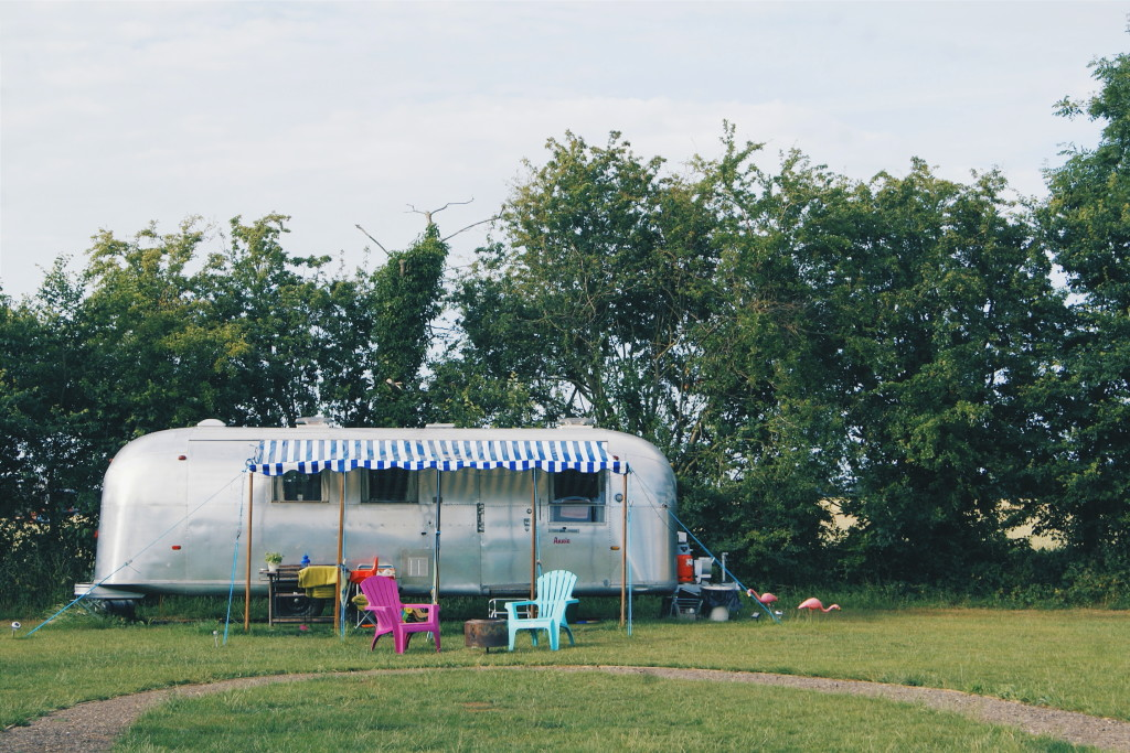 glamping in suffolk, glamping in the UK, harry days rv suffolk