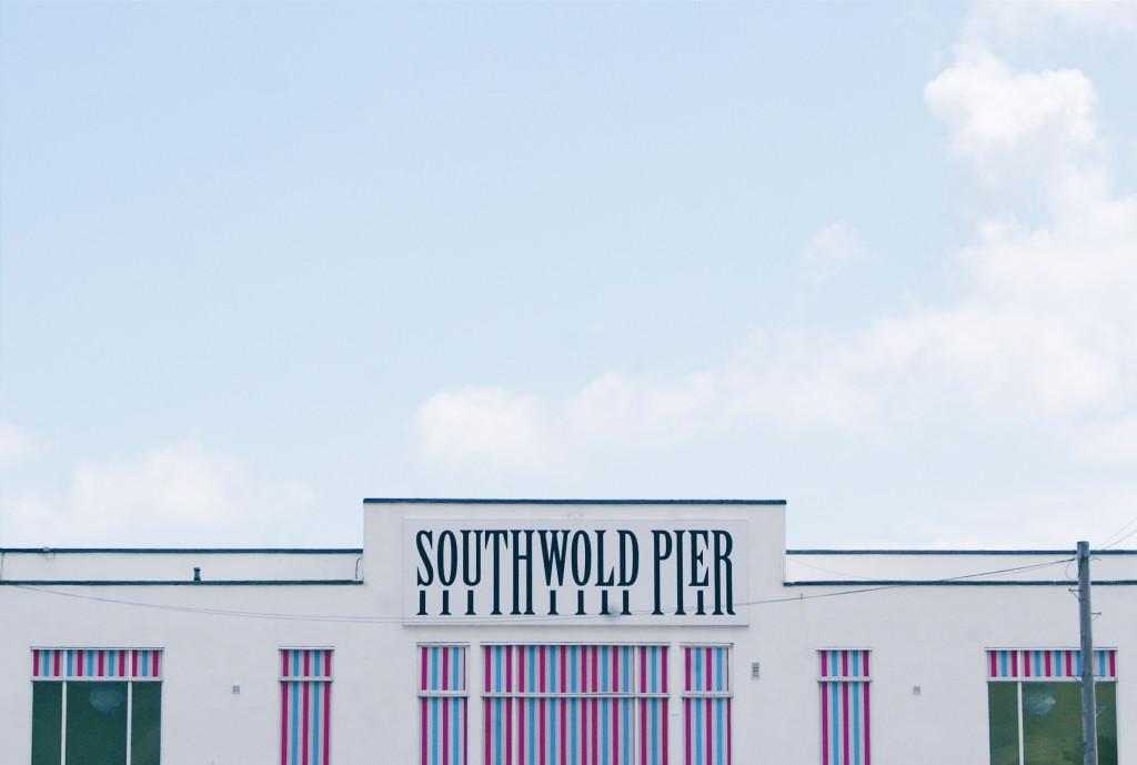southwold pier, suffolk coastline, piers in britain