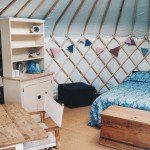 Ivy Grange Farm: Rural Yurt Glamping in Suffolk
