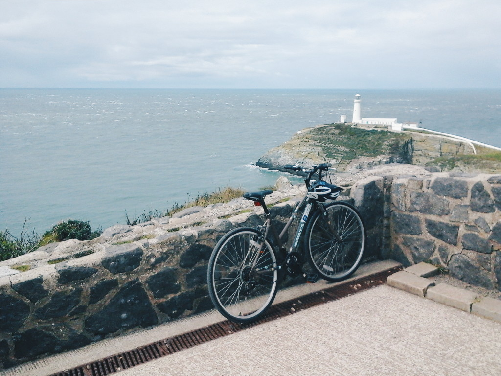 cycling holy island, cycling in anglesey, highlights of anglesey