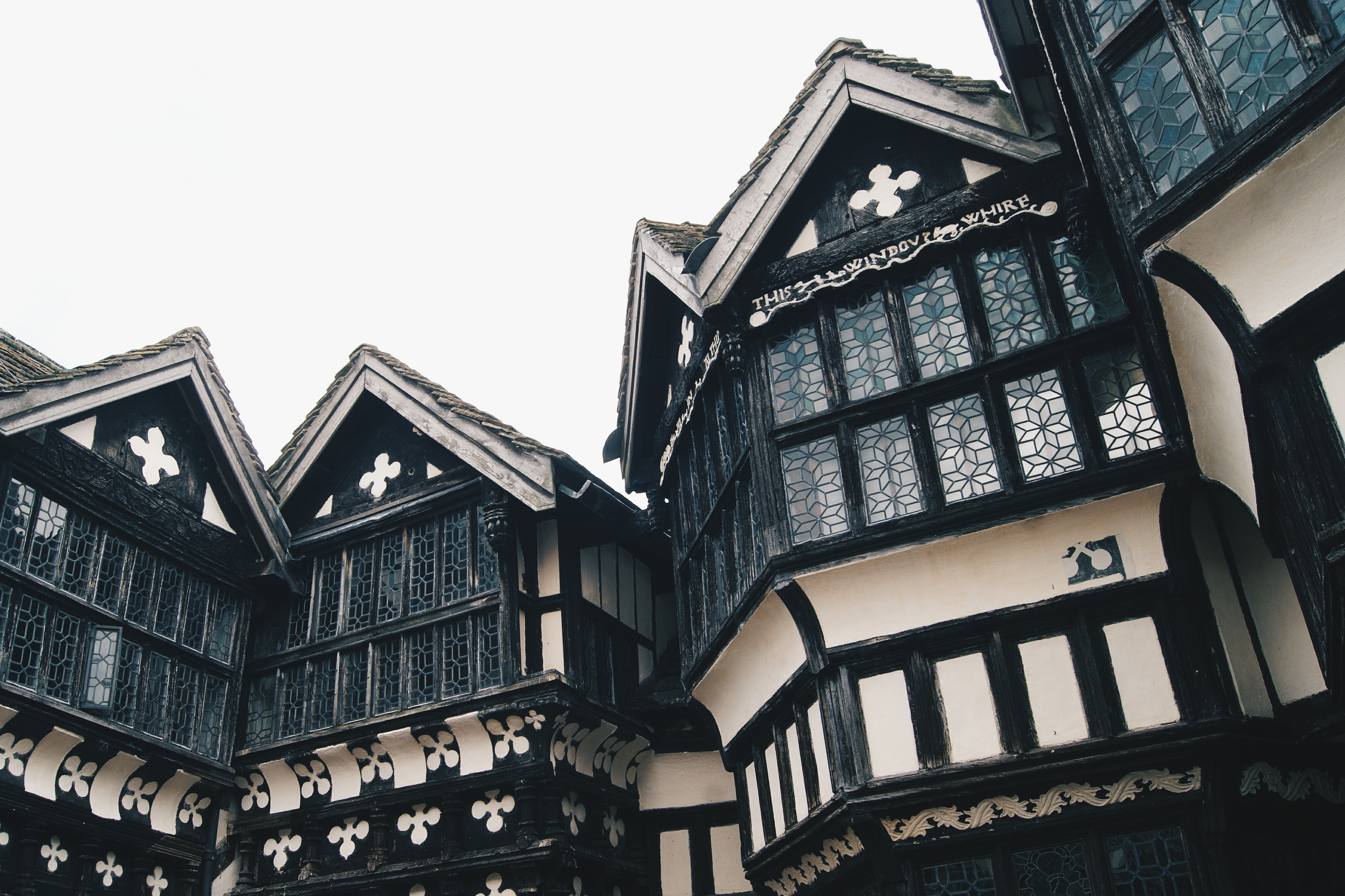 days out in england, little moreton hall