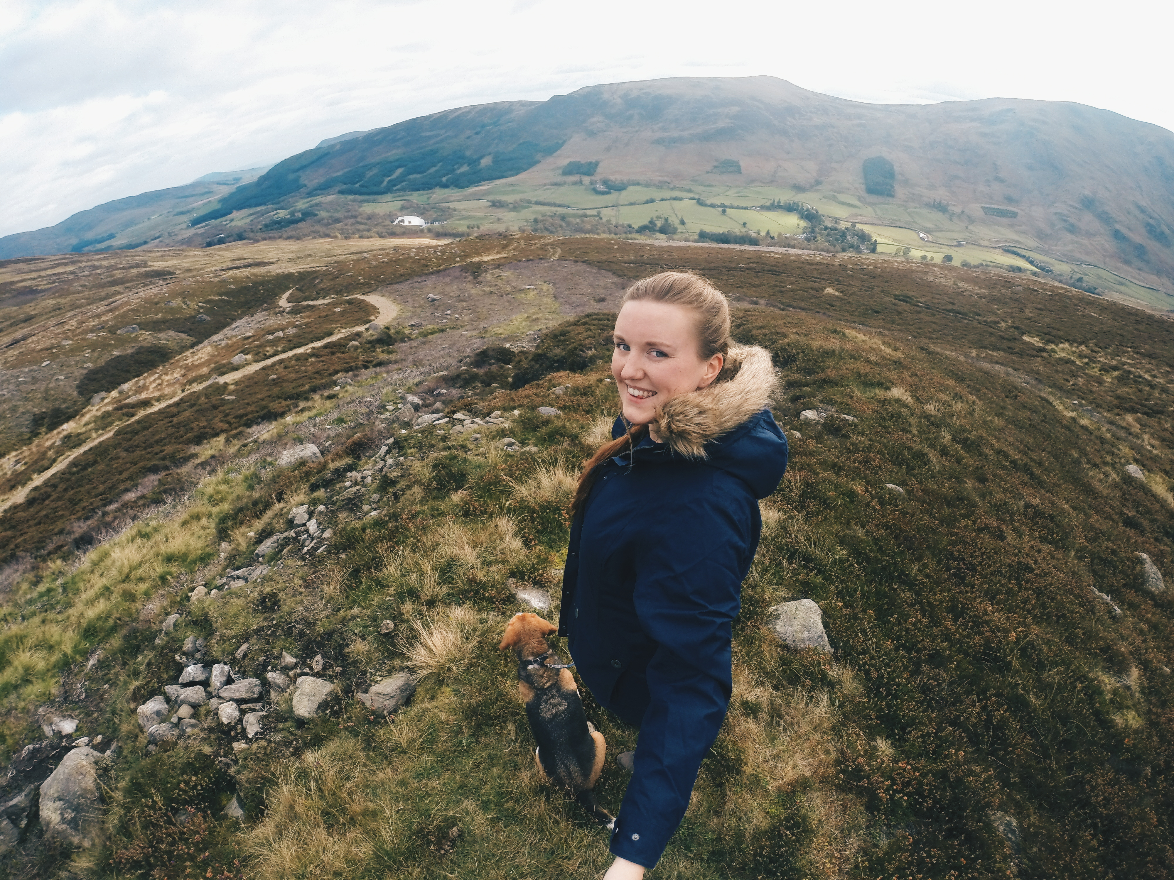 Travel Gear Review Autumn in Scotland with Sprayway