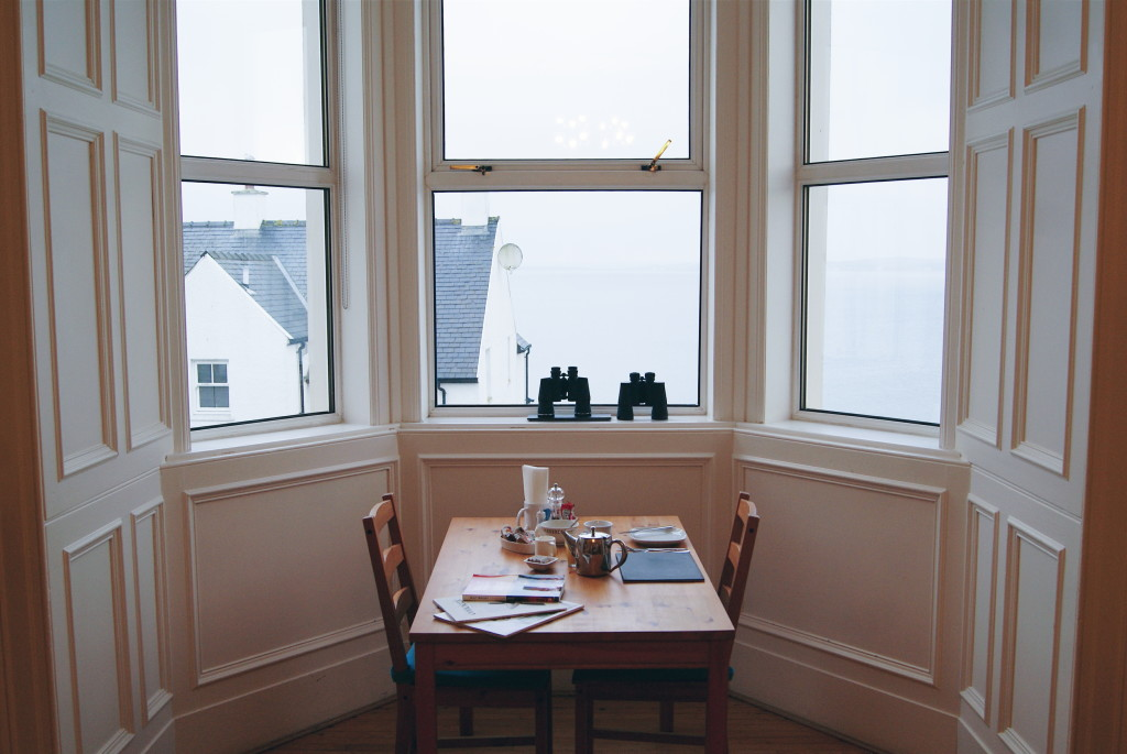 accommodation on islay, the bowmore house, islay hotels