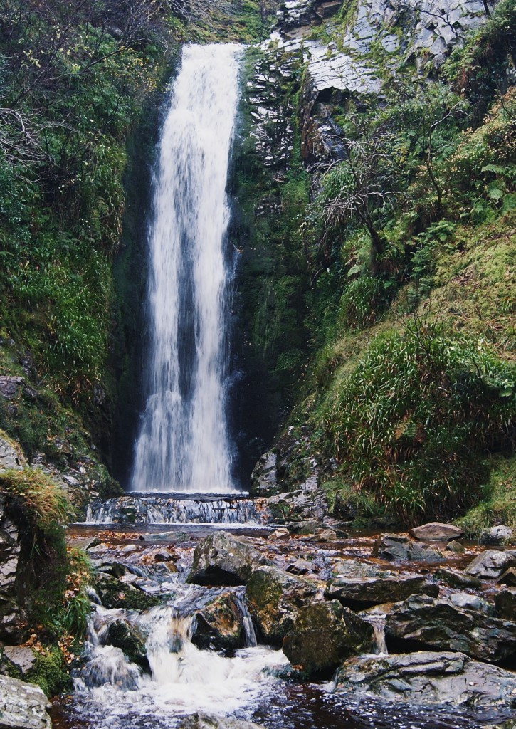 visiting glenevin waterfall