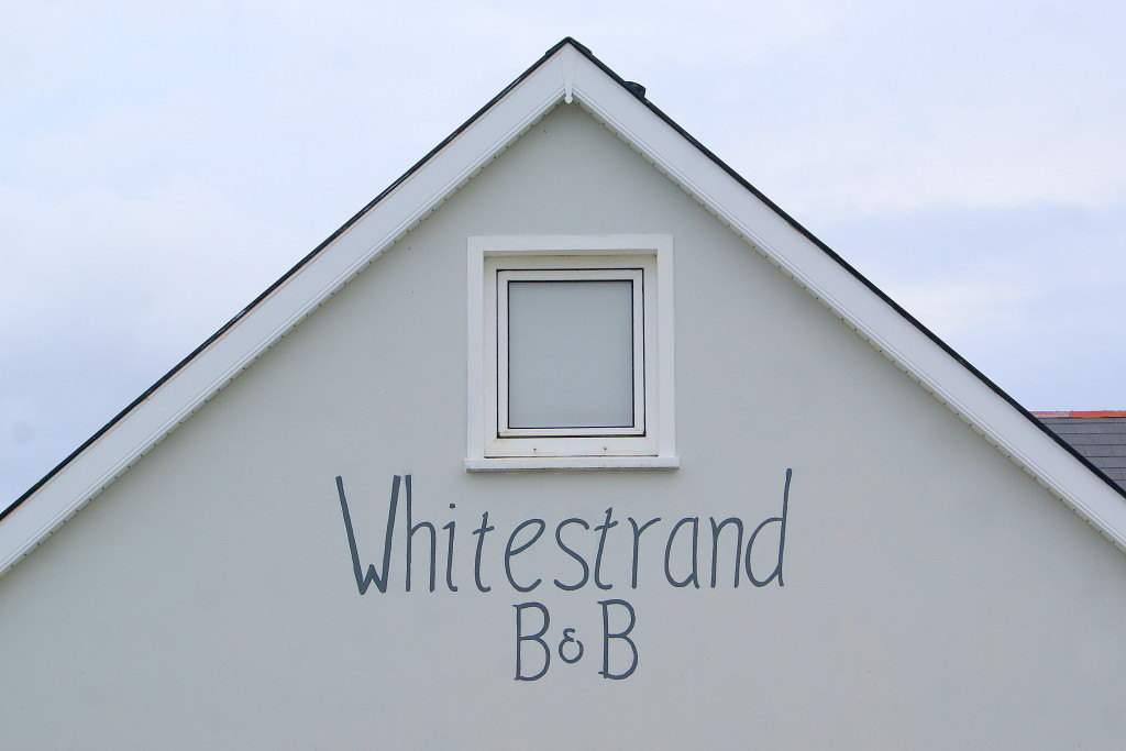 donegal accommodation, whitestrand B&B, inishowen B&Bs