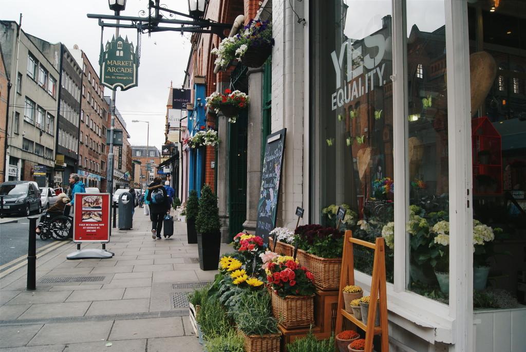dublin creative quarter, dublin streets, dublin city guide