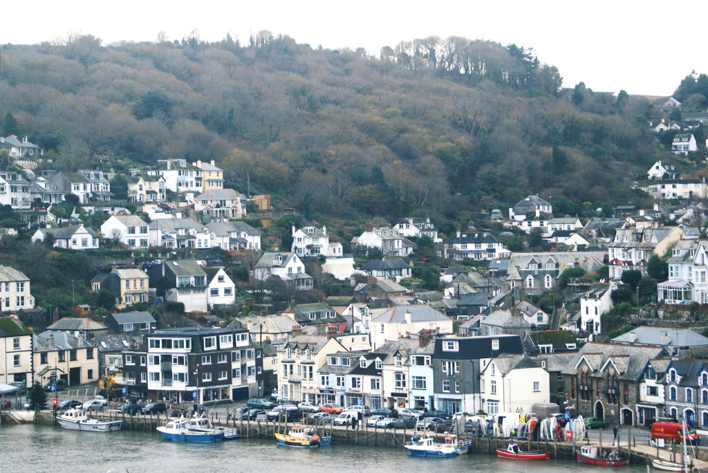 visiting cornwall, looe cornwall