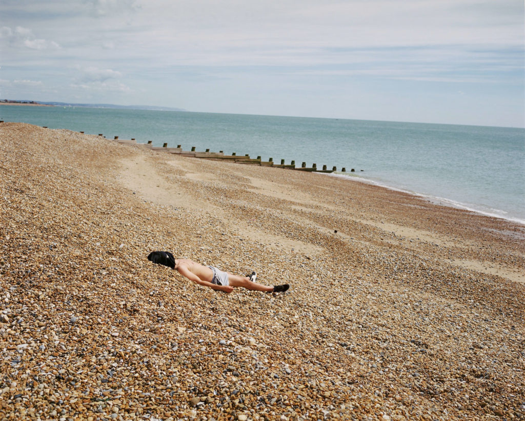 eastbourne in pictures, eastbourne beach, eastbourne summer