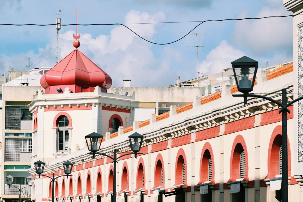 loule market, markets portugal, market algarve