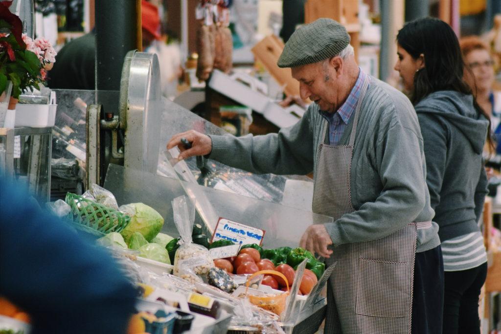 loulé market, markets portugal, loulé guide
