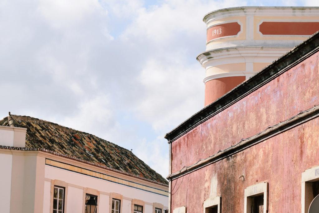 loule buildings, loule portugal