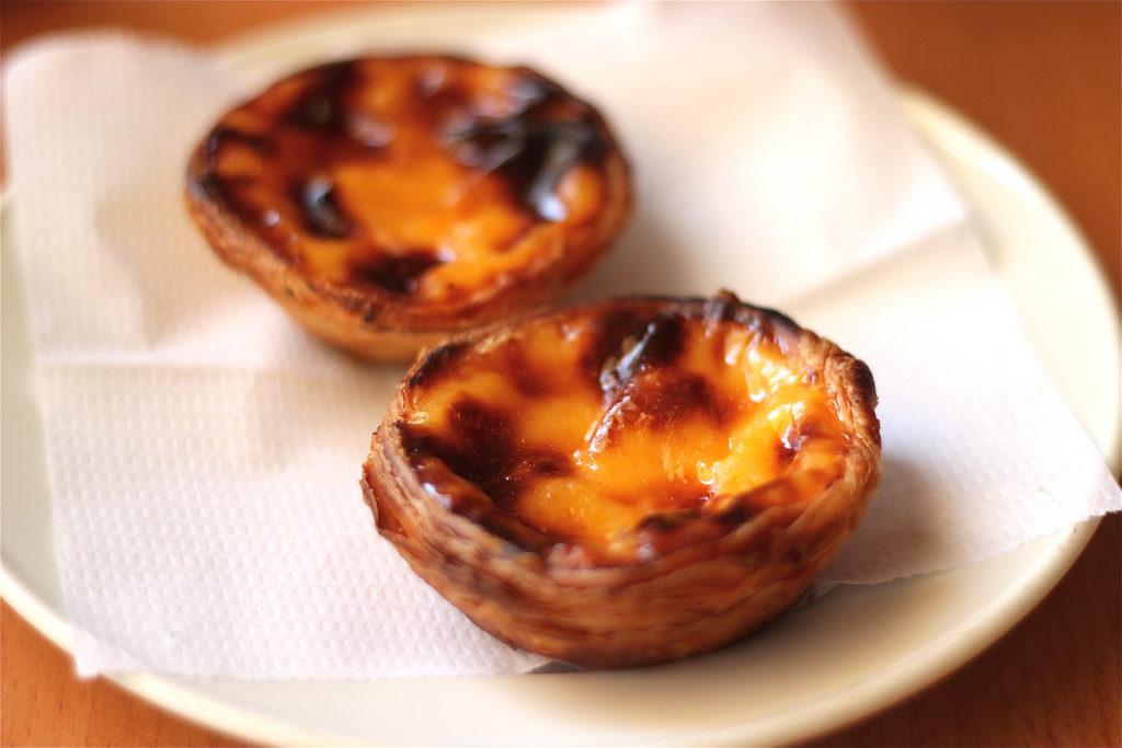 portuguese dishes, portugal food, pastel de nata, portuguese egg tarts