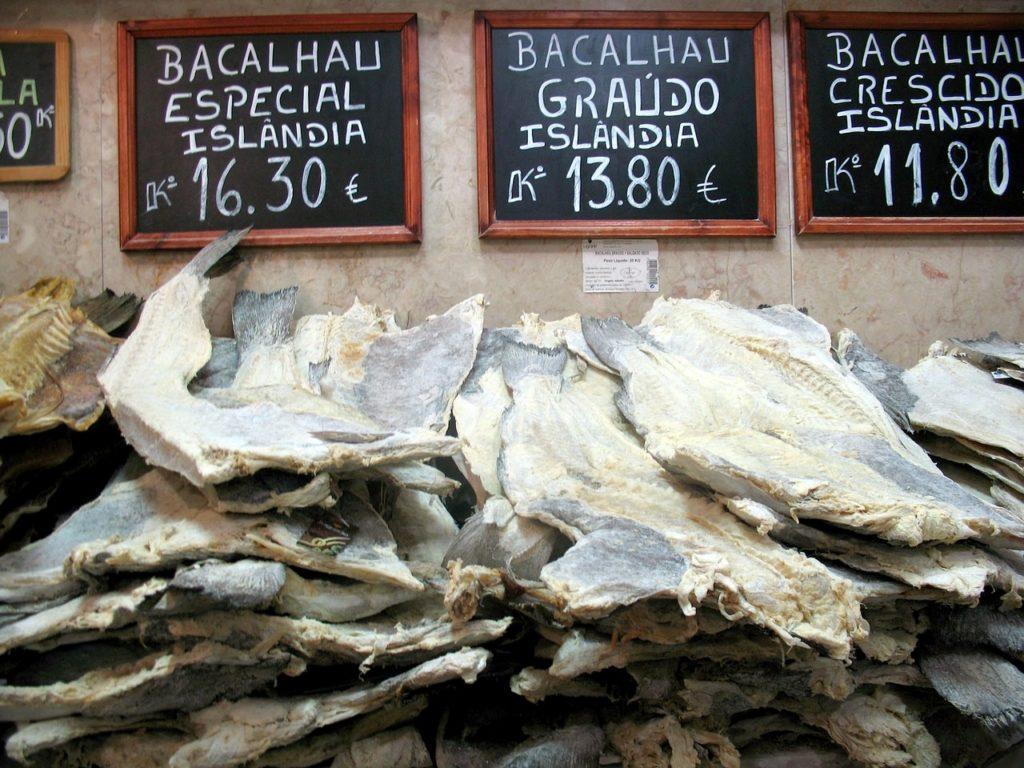 portuguese dishes, portugal food, bacalhau portugal