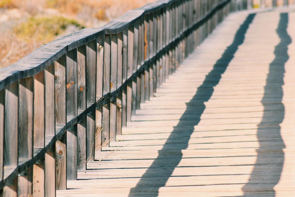 alvor boardwalks