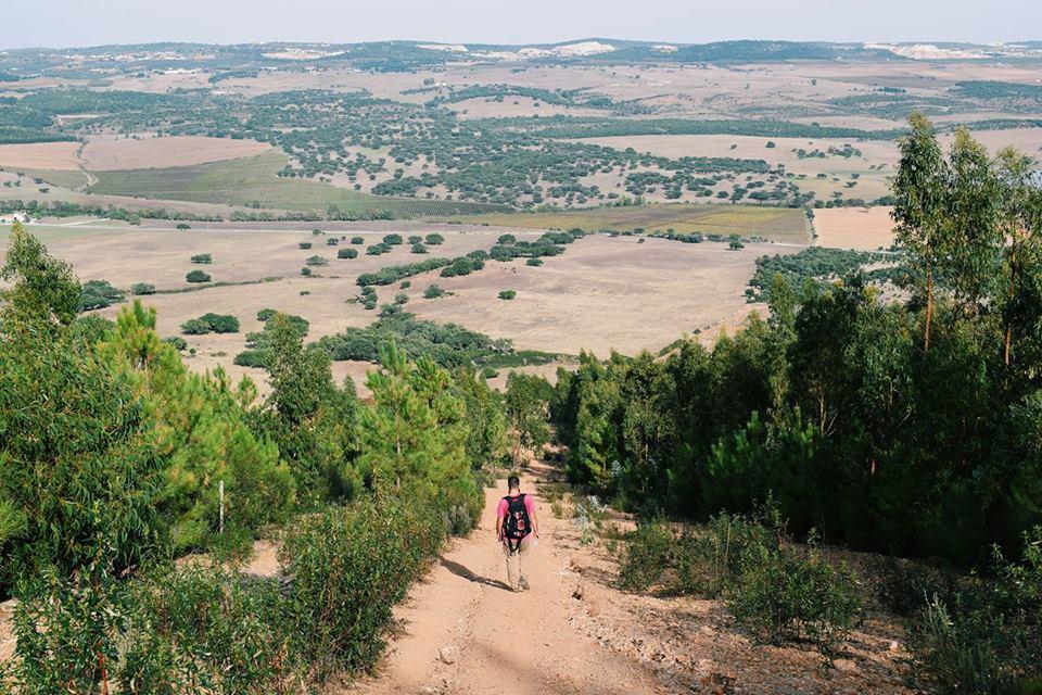 serra d'ossa, hiking alentejo, weekend in evora