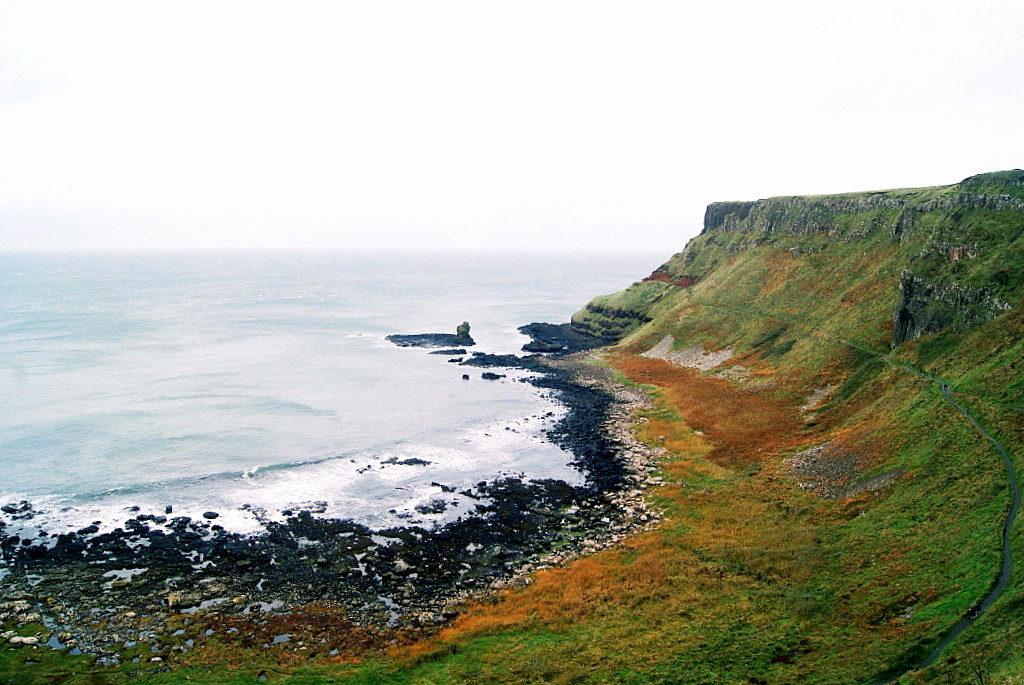 giant's casueway, weekend in antrim, antrim coast